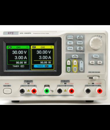 منبع تغذیه دوبل GPS PS-3303DPX