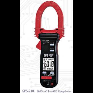 آمپرمتر کلمپی 2000 آمپر GPS-210