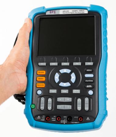 اسیلوسکوپ دستی 60 مگاهرتز GPS-806