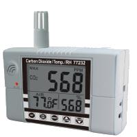 CO2 متر دماسنج و رطوبت سنج AZ-77232