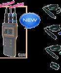 اکسیژن متر محلول، شوری، اسید، سختی/کنداکتیویتی، دما مولتیمتر کیفیت آب AZ-8603