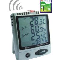 ترموگراف دما و رطوبت با سنسور خارجی تک کاناله دما AZ-87799