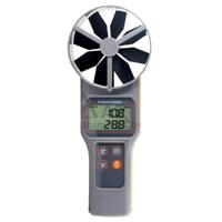 بادسنج، دما، رطوبت، نقطه شبنم، دمای تر پرتابل AZ-8917