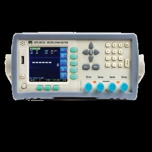 میکرو اهم متر رومیزی GPS-8815C
