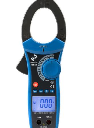 کلمپ آمپر متر AC/DC دیجیتال GPS-275