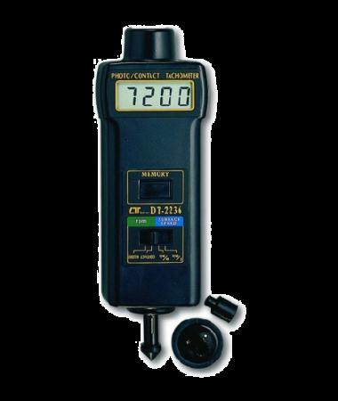 تاکومتر نوری و تماسی lutron DT-2236