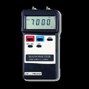 "مانومتر ""فشارسنج تفاضلی"" LUTRON PM-9107"