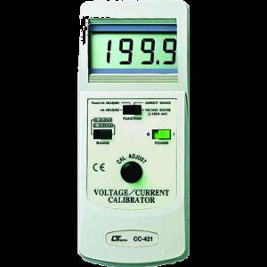 کالیبراتور ولتاژ و جریان lutron CC-421