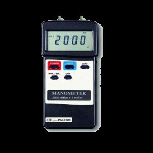 "مانومتر ""فشارسنج تفاضلی"" LUTRON PM-9100"