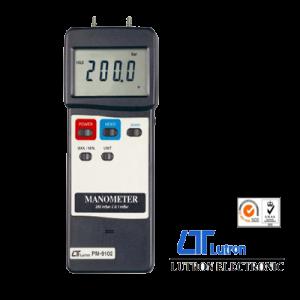 "مانومتر ""فشارسنج تفاضلی"" LUTRON PM-9102"