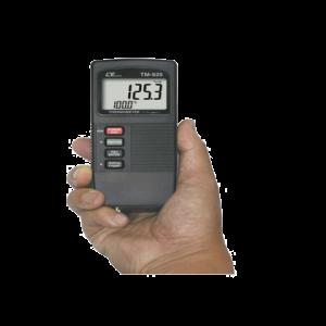 ترمومتر دو کاناله دیتالاگر Lutron TM-925