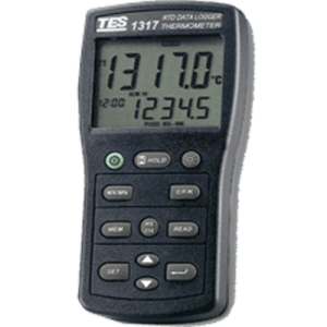 ترمومتر RTD مدل TES-1317R