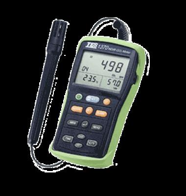 CO2 متر دیتالاگر TES-1370